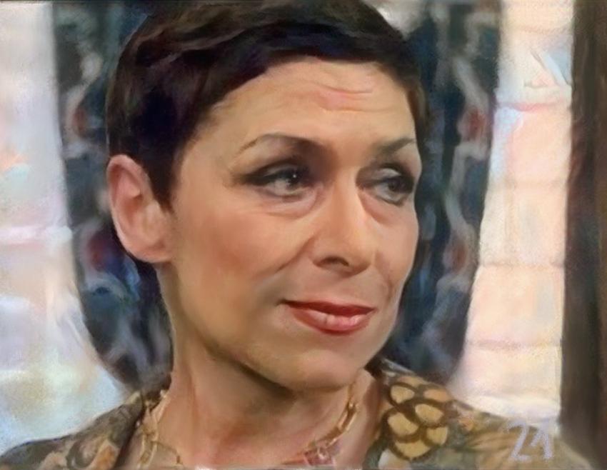 Catherine Sauvage por baudet